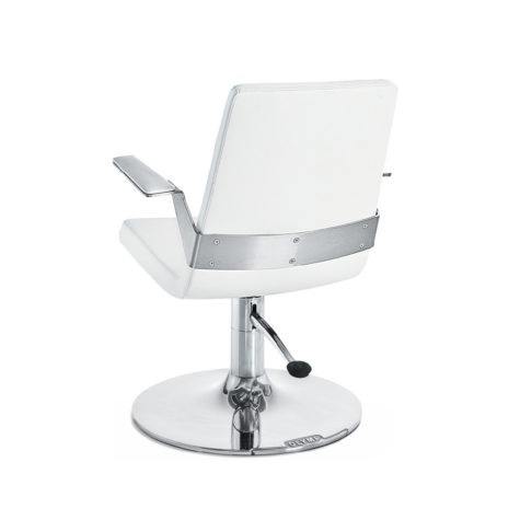 PAC OLYMP Bow Fauteuil de Coiffure pied disque