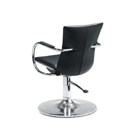 PAC OLYMP Cosmo schijfvoet kappersstoel