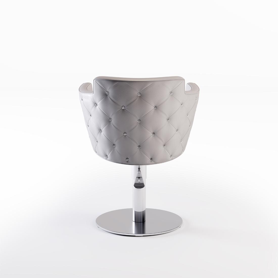 CINDARELLA – Mademoiselle chair – Back Swarovski