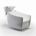 CINDARELLA Mademoiselle wasunit witte zetel en witte wasunit