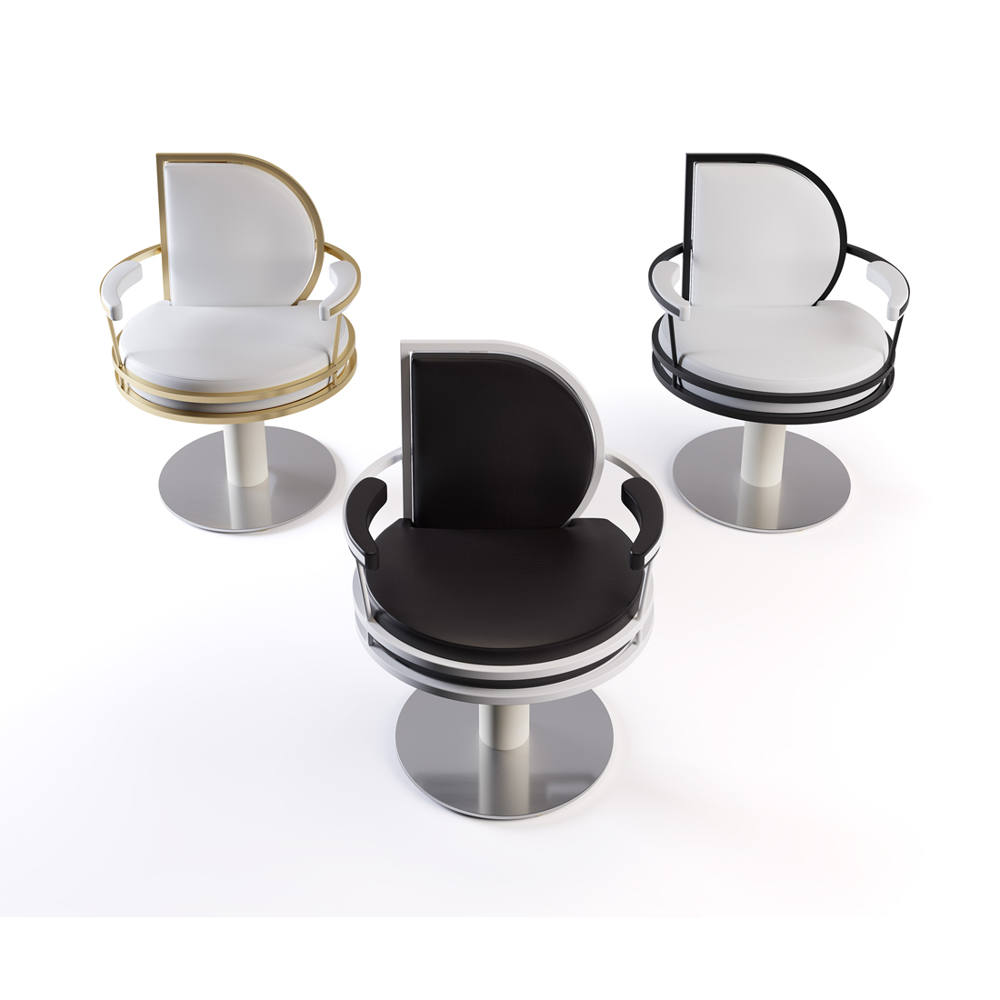 CINDARELLA – Watson Chair – 3x