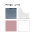 Cindarella couleurs plexi